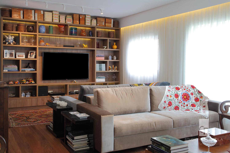 Sala de estar revelam h bitos e costumes dos moradores for Sala de estar funcional