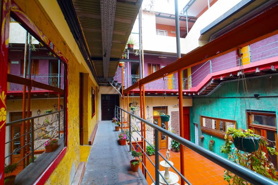 Hostel casa do viajante