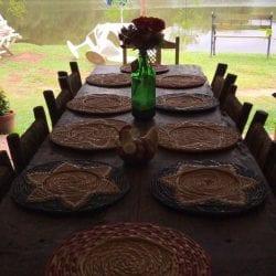 Almoço na Fazenda- Catelatto