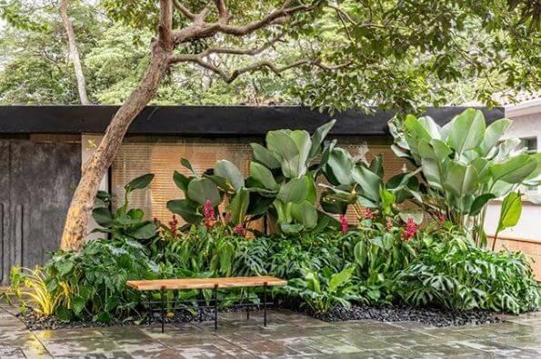 Ambiente na CASACOR SP inspirado na Bauhaus