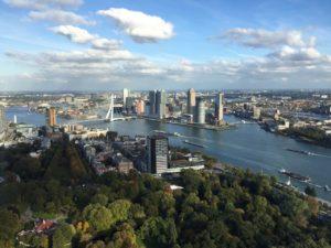 Destino de hoje: a holandes- Euromasta Rotterdam
