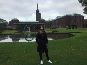 Destino de hoje: a holandesa Rotterdam- Museu Boujimans