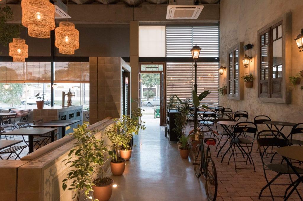 Pizzaria com design incrível Argentina