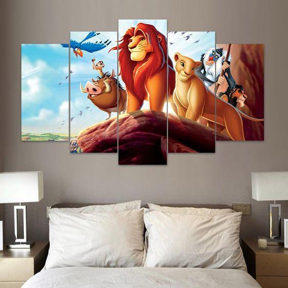 quarto rei leão
