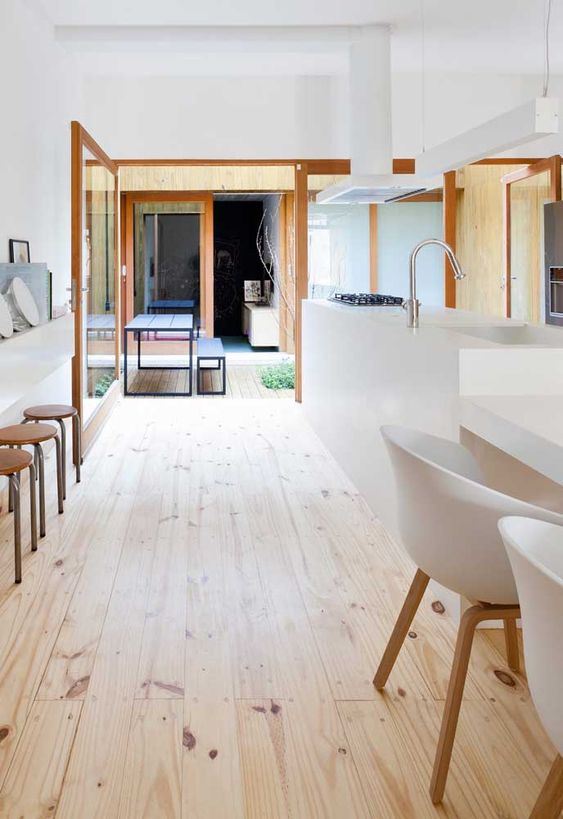 Ambientes Integrados com piso vinílico- Tendência e praticidade em revestimentos