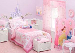 quarto princesas