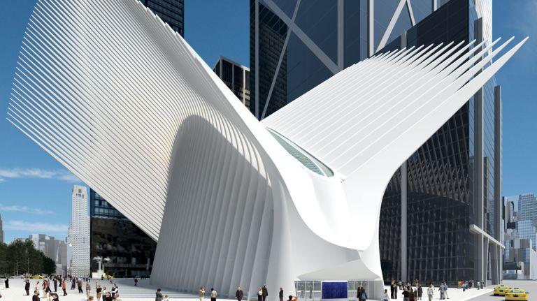 Nova Iorque- Path do One World Trade Center