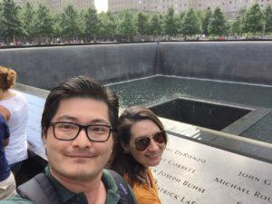 Nova Iorque- September 11 Memorial & Museum