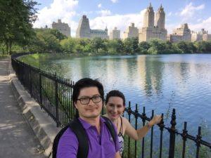Nova Iorque - Central Park