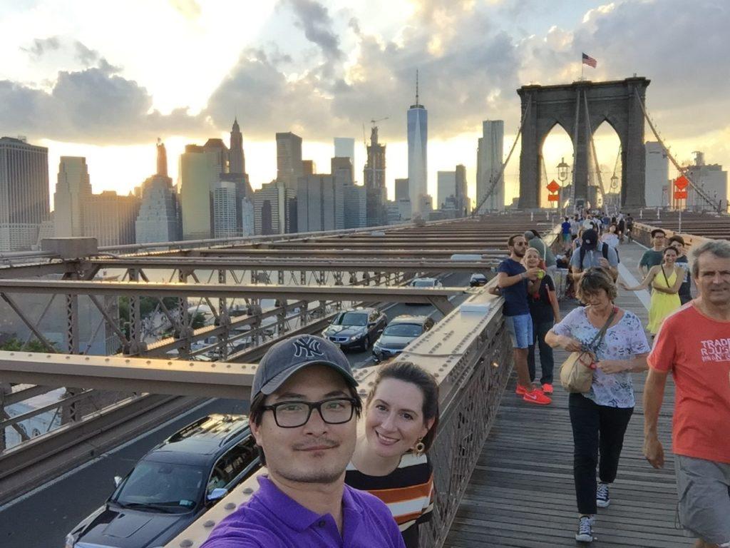 Nova Iorque- Brooklyn Bride