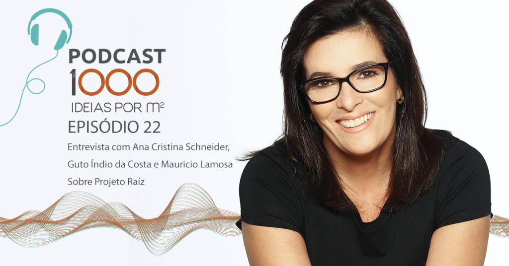 Podcast- Entrevista sobre Projeto Raiz