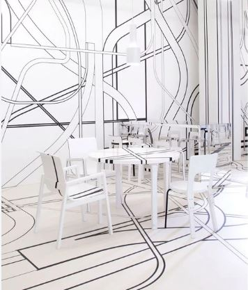 Cafeterias: designs incríveis ao redor do mundo!