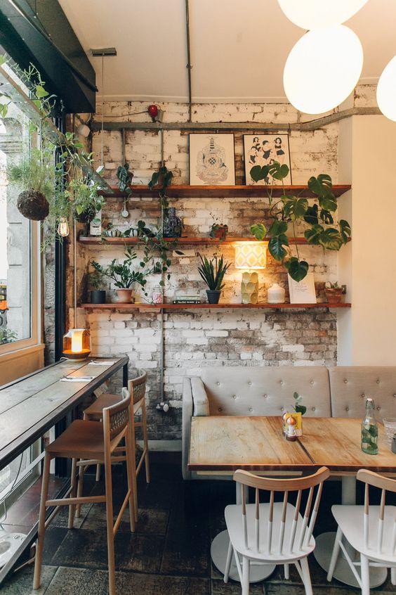 Cafeterias: designs incríveis ao redor do mundo!