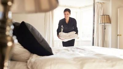 Arrumação de Hotel