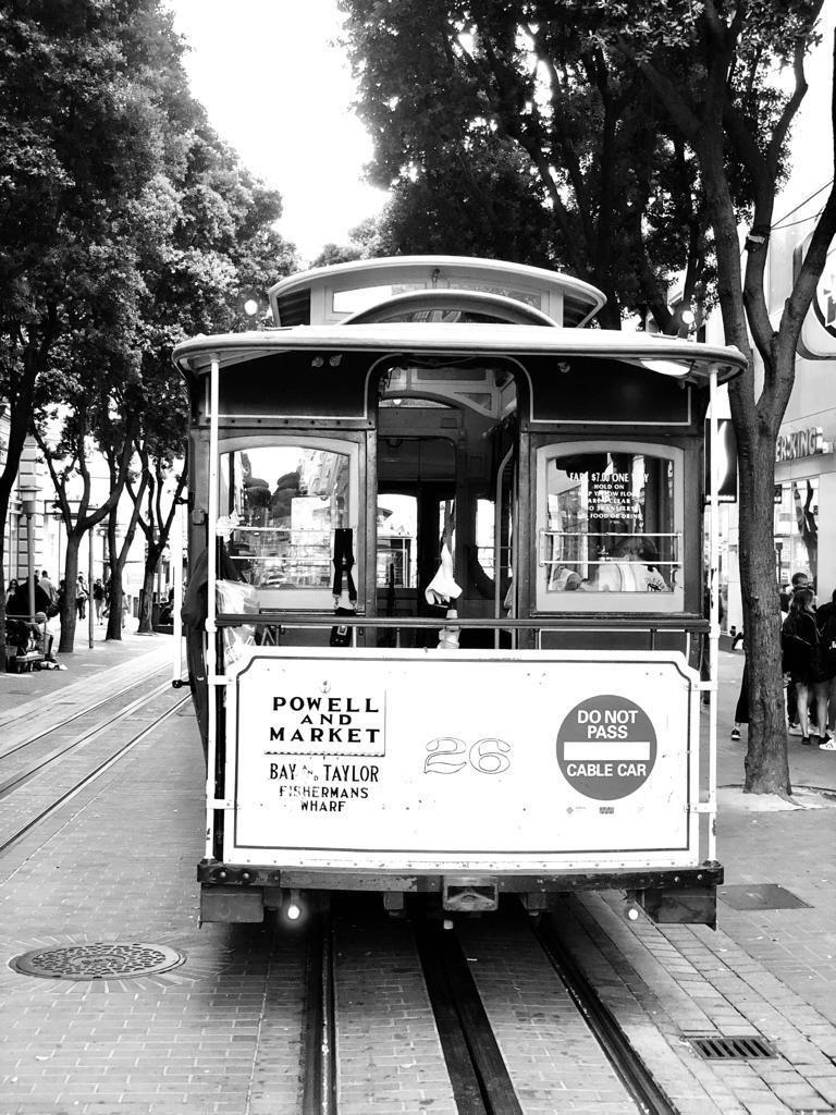 Cable Car - Guia de São Francisco