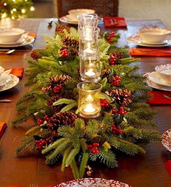 dicas natalinas : velas
