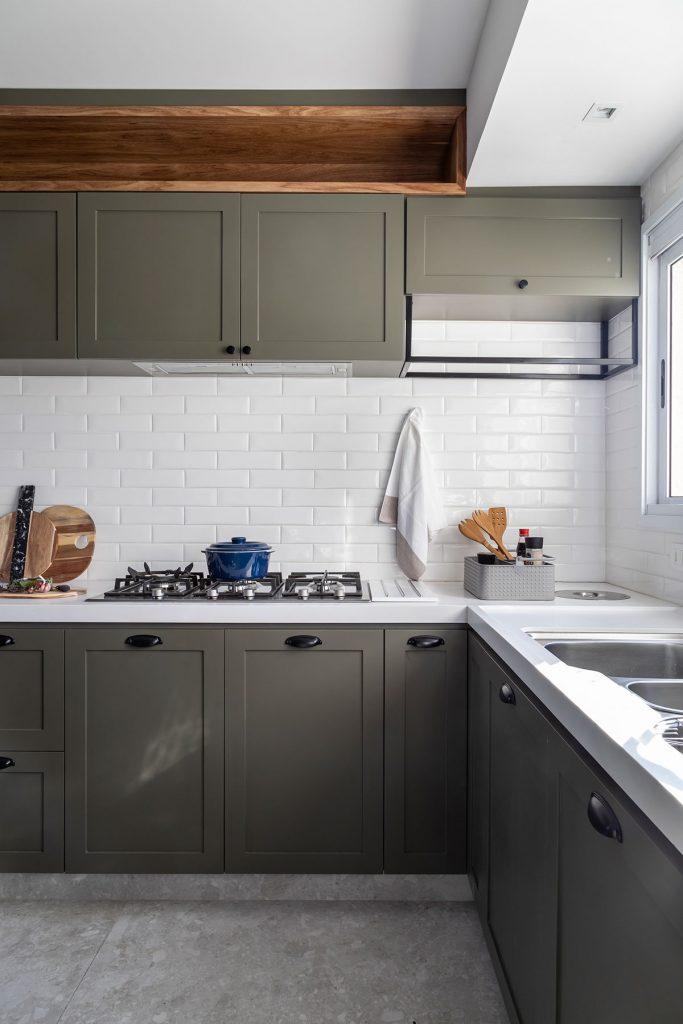 cozinha branca -dicas de feng shui