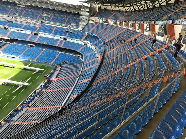 Estádio Santiago de Bernabeu