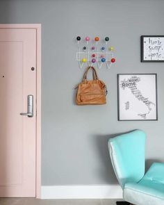 Portas coloridas - dicas de feng shui