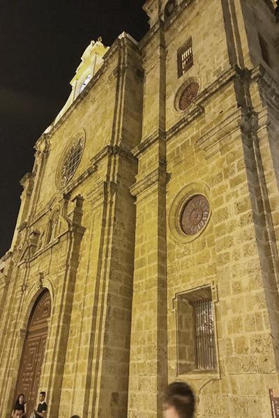 Santuário San Pedro Claver em Cartagena