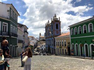Ruas de Salvador