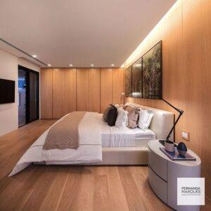 iluminação para dormitórios