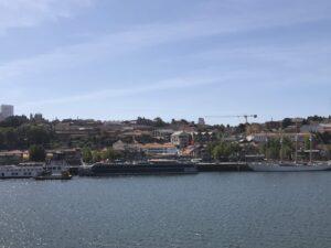foto do rio em Porto