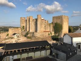 Castelo da cidade de Óbidos
