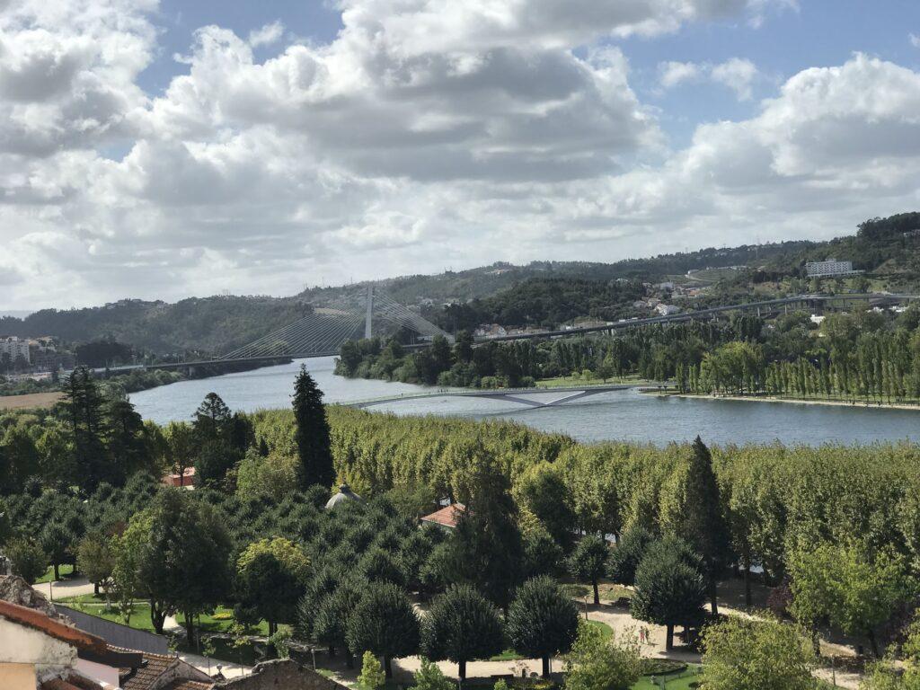 paisagem em Coimbra