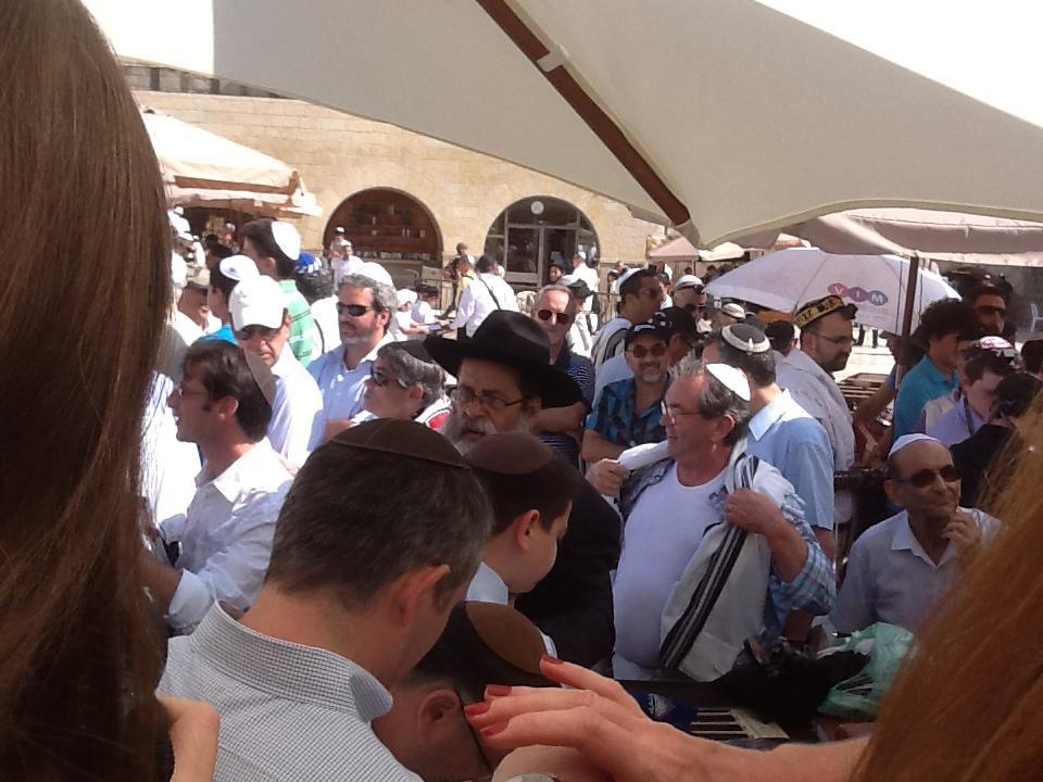 cerimônia bar mitzva
