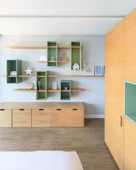 Preferência de móveis de madeiras naturais